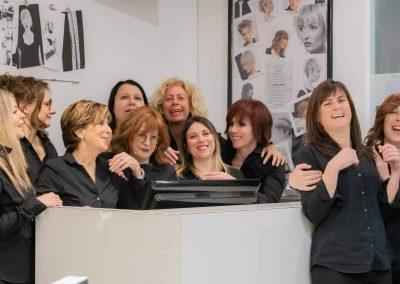 Parrucchieri Trolese staff