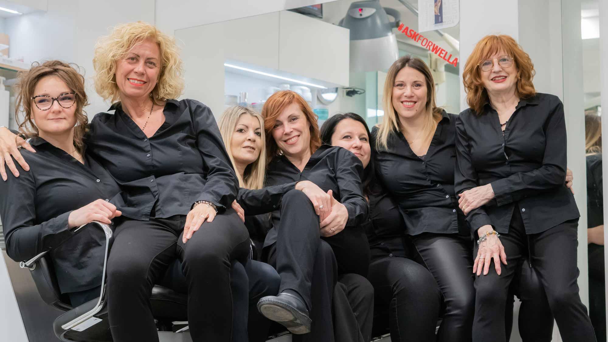 Parrucchieri Trolese Team